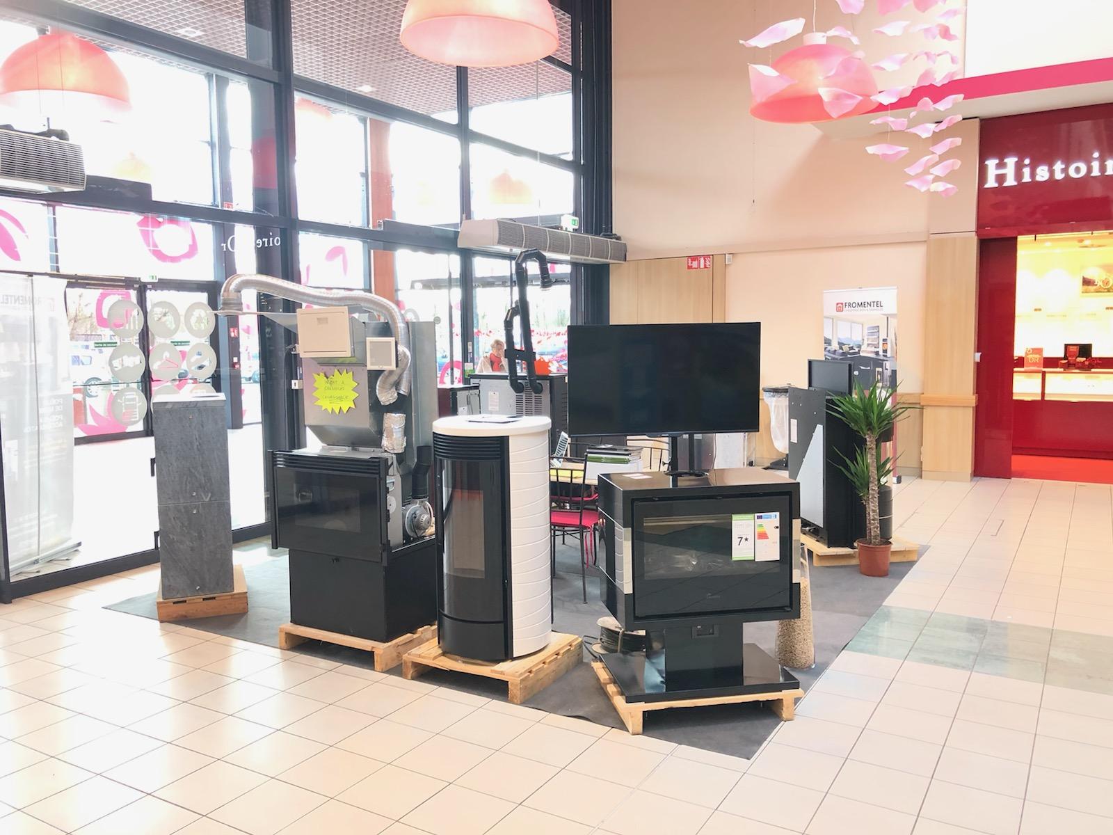 CORA de Toul – Galerie commerciale